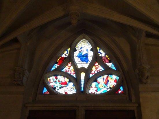 Eglise Notre-Dame: Vitrail