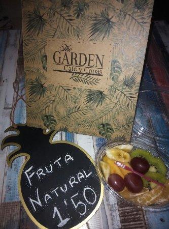 Archidona, Spagna: The Garden