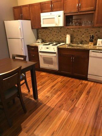 Hancock, MA: Kitchen in 2BR unit