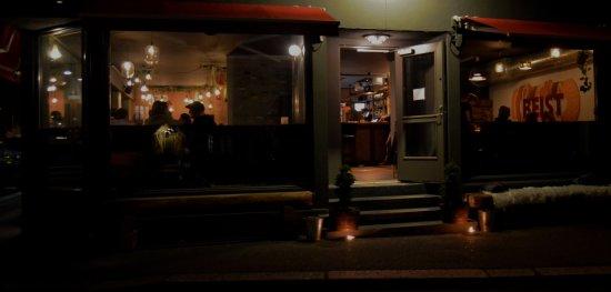Sandefjord, Norwegia: Beist Burger & Bar