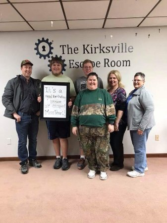 The Kirksville Escape Room