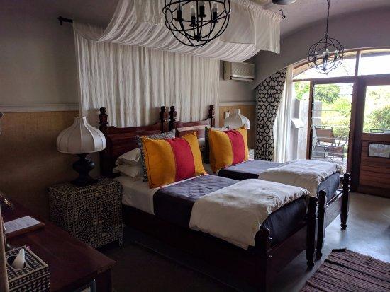 Chobe Game Lodge : Habitación