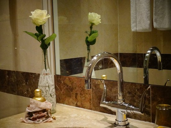 Hotel Prince de Conde: salle de bain