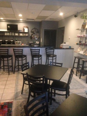 Lewiston, NY: Interior dining area