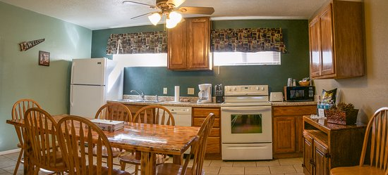 Dutch John, UT: Kitchen in 409