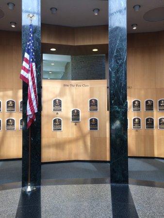 National Baseball Hall of Fame and Museum : Inside the Hall of Fame