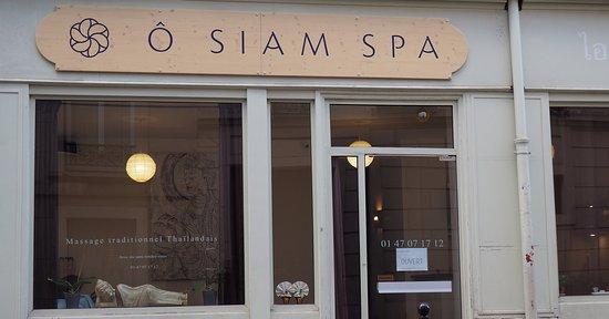 O Siam Spa