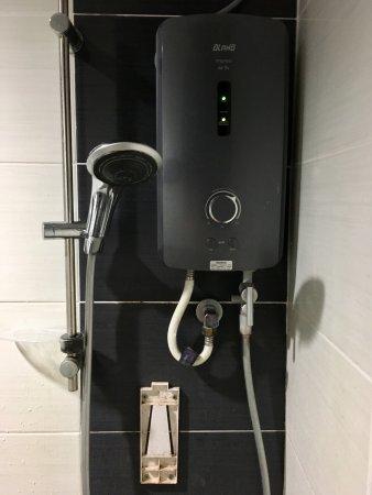 Teluk Intan, ماليزيا: Bathroom