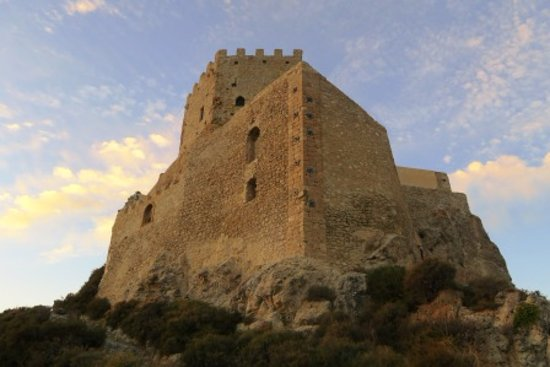 Marina di Palma, Italy: Il castello di Palma