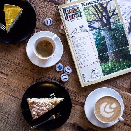 Koszalin, Poland: Coś do kawy