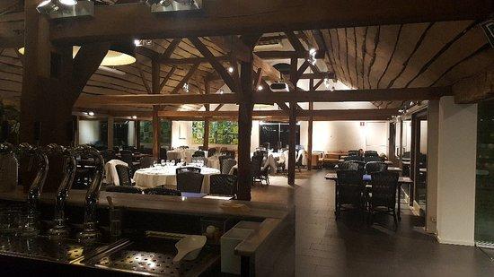 Wommelgem, België: Restaurant