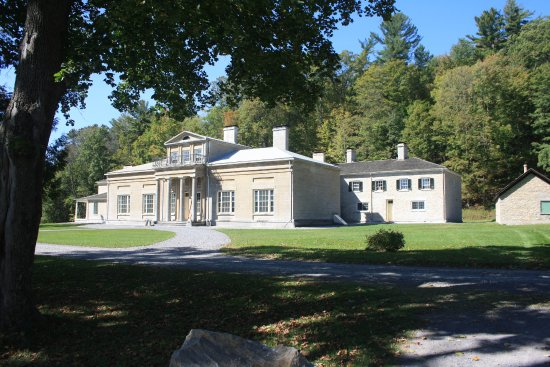 Cooperstown, NY: Hyde Hall Mansion