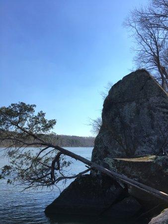 Albemarle, Carolina do Norte: Near Falls Dam