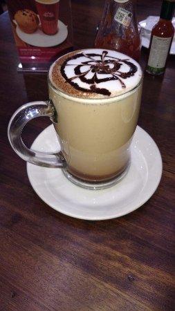 Nairobi Java House Downtown: Malindi Chai Tea