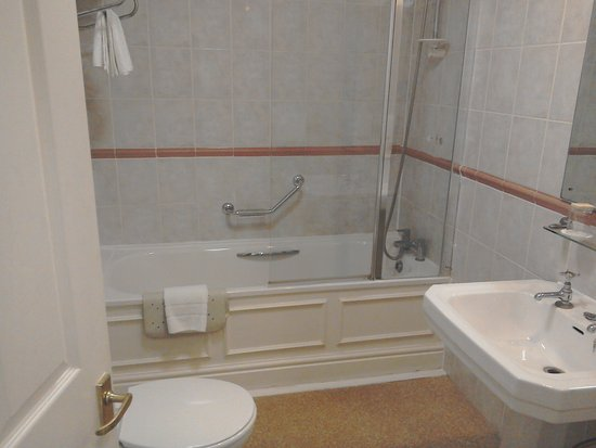 The Lansdown Grove Hotel: Bathroom