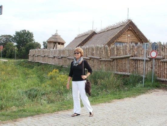 Pruszcz Gdanski, Poland: osada w Faktorii