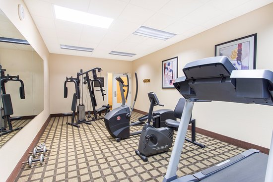 Plymouth, WI: Fitness Center