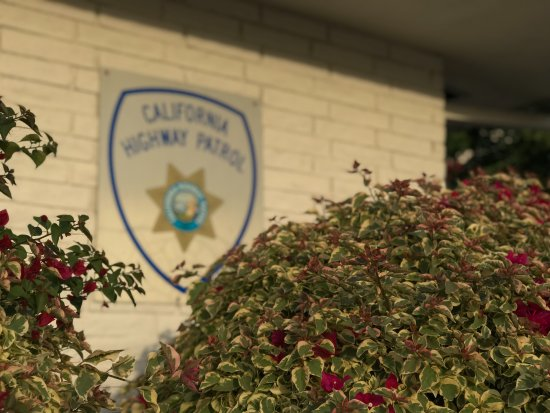 Baldwin Park, CA: CHP Office on Francisquito