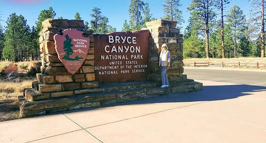 Best Western Plus Bryce Canyon Grand Hotel: Bryce Canyon Entrance