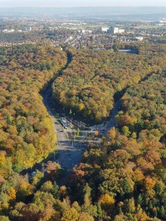 Television Tower: Stadtbahn-Haltestellen am Fernsehturm