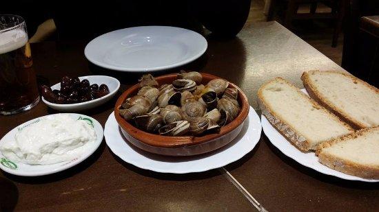 Vilafranca de Bonany, Spain: Caracoles