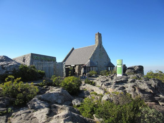 Table Mountain Aerial Cableway: casa sulla Table Mountain