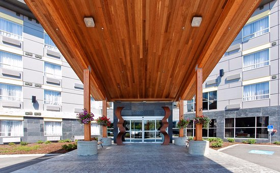 Langley City, Canada: Entrance