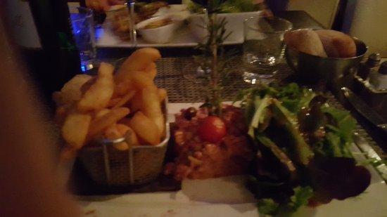 Cafe Del Mare : tartare
