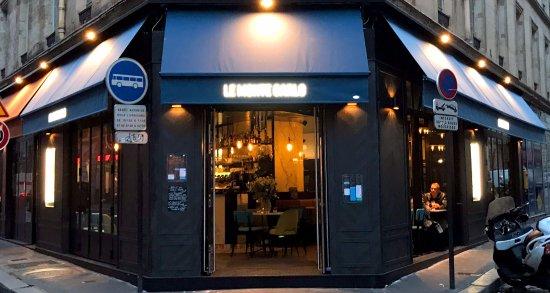 caf restaurant bureau de tabac le monte carlo picture of le monte carlo paris tripadvisor. Black Bedroom Furniture Sets. Home Design Ideas