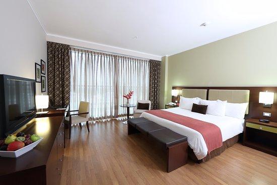 Hotel Ciudad de David: Habitación