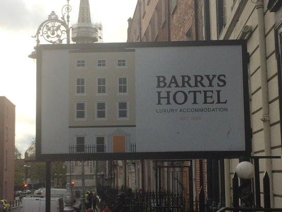 Bilde fra Barry's Hotel