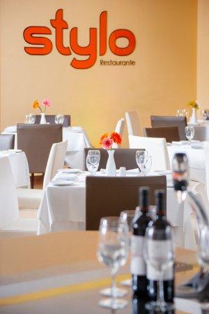 Hotel Ciudad de David: Restaurante Stylo