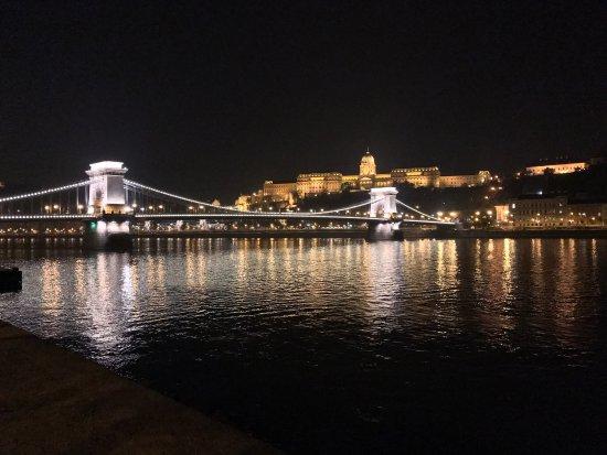 InterContinental Budapest: 周辺とドナウ川クルーズから