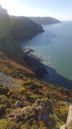Lynmouth, UK: 20171027_152232_large.jpg