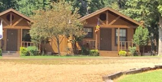 Southern Oaks Resort Grand Lakes Oklahoma Cabins Cottages