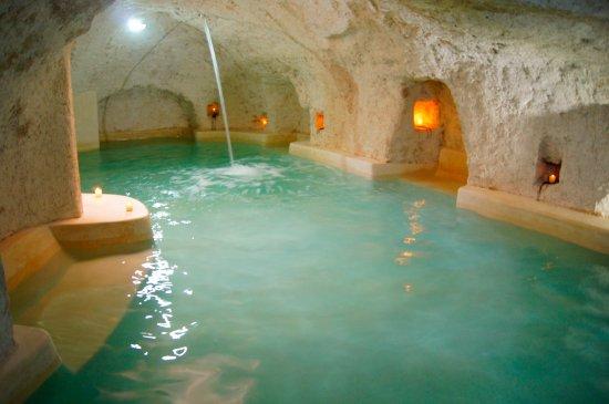 Unique Beautiful Charming Underground Cave Pool