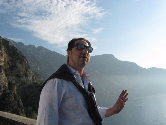 Drive through Paradise - Day Tours : Our guide, Antonino