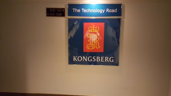 Kongsberg, Norway: Picture in the hall