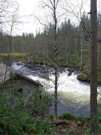 Oulanka National Park, فنلندا: Oulanka National Park Visitor Center