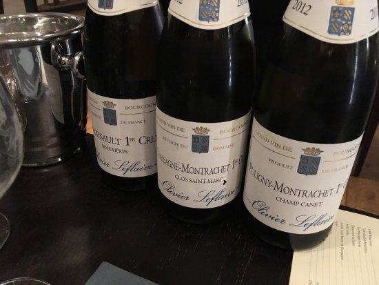 La table d 39 olivier leflaive puligny montrachet omd men - La table d olivier leflaive puligny montrachet ...