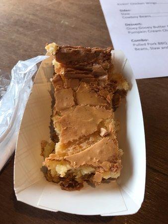 Damascus, VA: Ooey Gooey Butter Cake