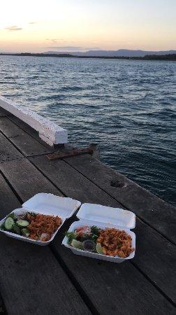 Culburra Beach, Australië: So yum!