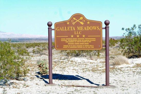 Galleta Meadows, Borrego Springs Desert Scultures
