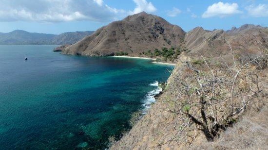 Potret Pulau Komodo