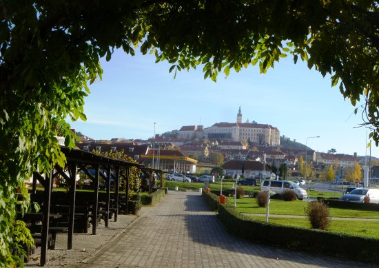 Mikulov, Czech Republic: Superb place to take photos at daylight