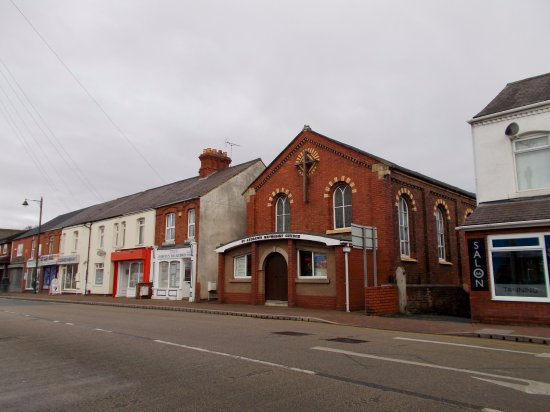 St. Andrew's Methodist Church, Connah's Quay