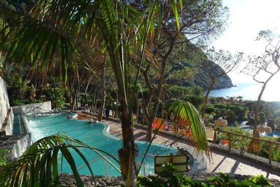 Bagno Giapponese Terme Ischia : Бассейн arethusa 36 градусов foto di giardini poseidon terme