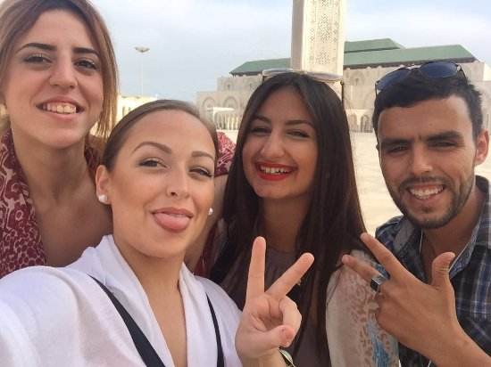 Peace Morocco Tours: with Amar in Casablanca