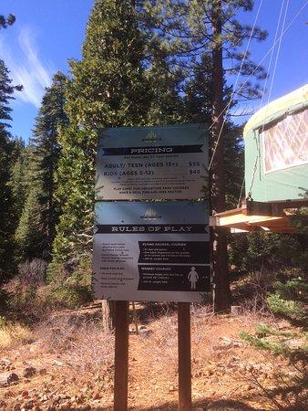 Tahoe City, Kaliforniya: rules/prices