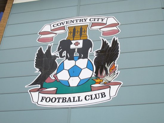 Coventry, UK: The Sky Blues